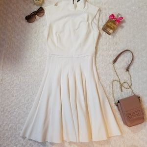 Zara Woman white dress sz xs